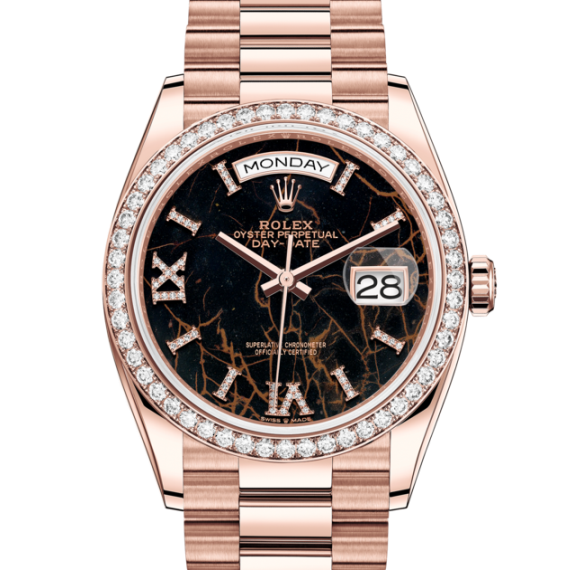 Rolex 劳力士手錶 M128345RBR-0044M128345RBR-0044 128345RBR Day-Date36 Day-Date36