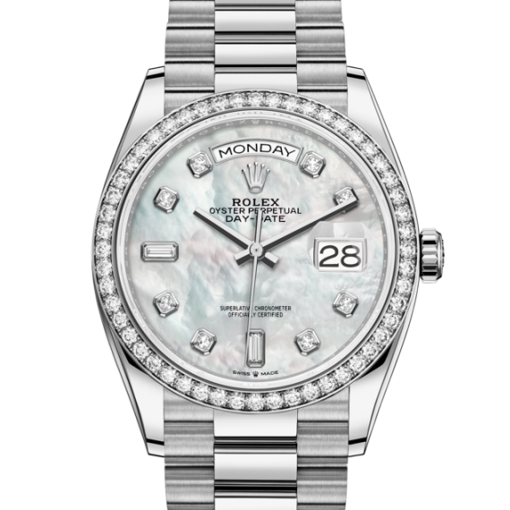 Rolex 劳力士手錶 M128349RBR-0004M128349RBR-0004 128349RBR Day-Date36 Day-Date36
