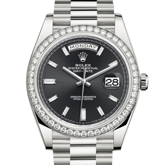 Rolex 劳力士手錶 M228349RBR-0003M228349RBR-0003 228349RBR Day-Date40 Day-Date 40