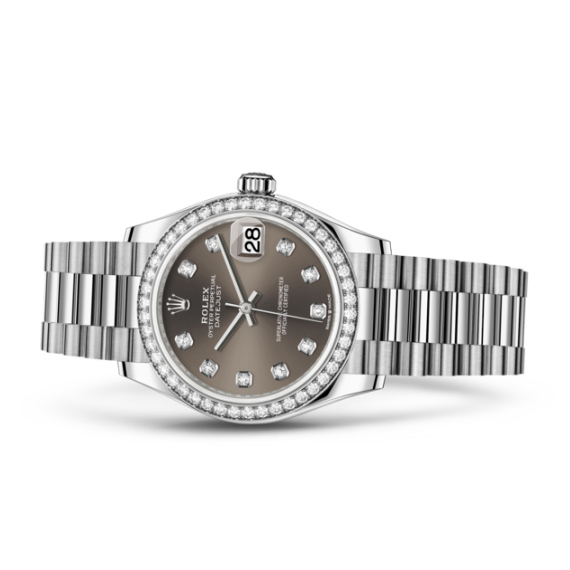 Rolex laying down日志型 31 劳力士手錶