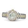 Rolex  laying down 劳力士手錶 Lady-Datejust28 279383RBR