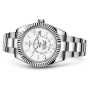 Rolex  laying down 劳力士手錶 Sky-Dweller 326934