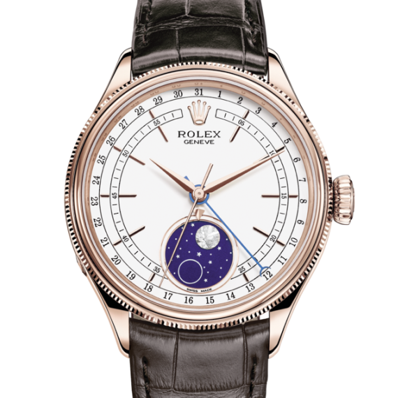 Rolex 劳力士手錶 M50535-0002M50535-0002 50535 Cellini Moonphase Cellini Moonphase