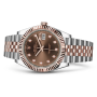 Rolex  laying down 劳力士手錶 Datejust 41 126331